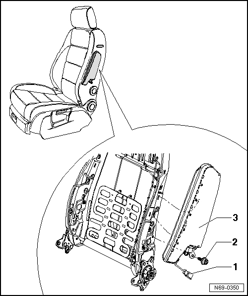 Airbag Ignition Circuit Driver Side N95 - leadersinstruction