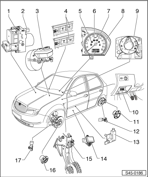 skoda workshop manuals  u0026gt  fabia mk1  u0026gt  chassis  u0026gt  abs  adr  tcs  edl  esp  u0026gt  electrical  electronic
