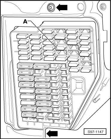 Skoda Fabia Fuse Box Layout