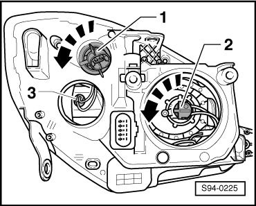 Porsche Wiring Diagram Symbols additionally Removing besides 911ep Wiring Diagram further Pm1200 Led Marker L s additionally Replacing quot h7quot  bulb for low beam and main beam. on reverse warning light