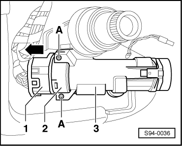 Removing_and_installing_the_ignition_switch