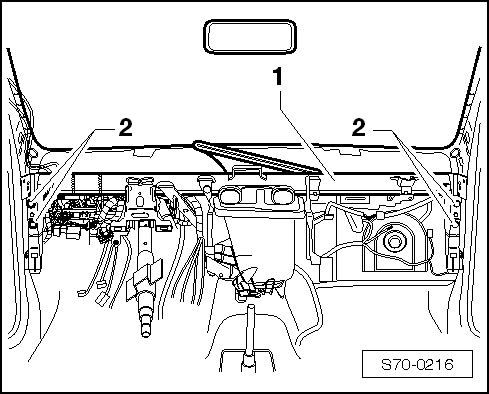 Wiring Harness Retaining Clips