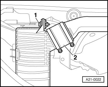 Exhaust Back Pressure Connector