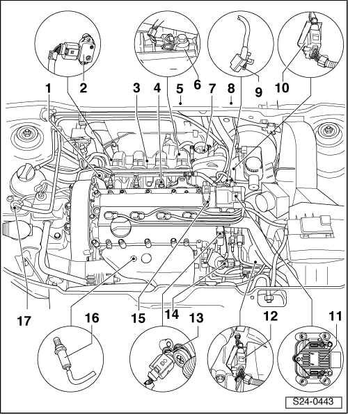 skoda workshop manuals  u0026gt  octavia mk1  u0026gt  drive unit  u0026gt  1 4  55