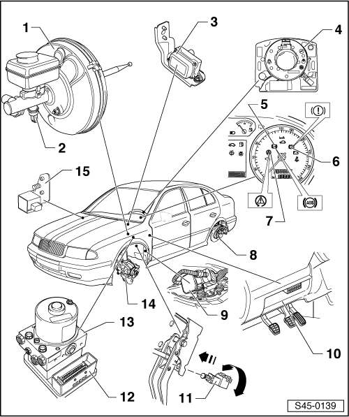 Esp mark 60 my 02 on steering column wiring diagram