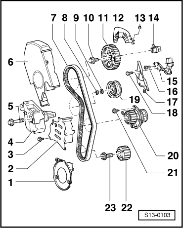 Mk1 Golf Caddy Tailgate Rubber Guide Buffer 179829243b 6041 P likewise Seat Leon Fuse Box Layout besides Vacuum Breather Line Pipe 995 05 Vw Jetta Golf Mk4 Beetle 19 Tdi Oe Cp015105 in addition Ford Shift Linkage Diagram besides Removing and installing tightening the timing belt. on mk1 jetta