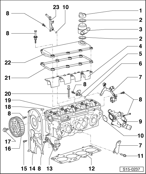 skoda workshop manuals  u0026gt  octavia mk1  u0026gt  power unit  u0026gt  1 6  74  75 kw mpi engine  u0026gt  engine cylinder