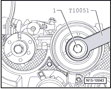 skoda engine coolant with Removing And Installing Camshafts For Engine With Engine Identification Characters Bkd Azv on Summary of  ponents for engine with identification characters bls further Setting the timing in addition Overview of fitting locations together with Engine additionally Removing and installing cylinder head.