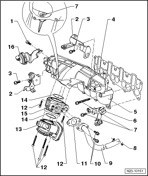 skoda engine cooling diagram with Intake Manifold With  Ponent Parts Summary Of  Ponents on Vw Jetta 2 0 Engine Mount Diagram 2006 furthermore 2002 Lincoln Ls Parts Diagram together with Product together with 2000 Cadillac Deville Spark Plug Location furthermore Connection diagram for coolant hoses.