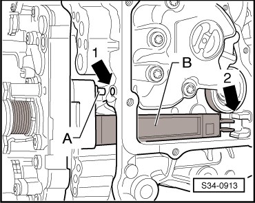 Direct Shift gearbox furthermore Install besides Removing besides Clutch cover without bush likewise 2. on dsg gearbox