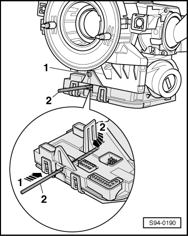 Skoda Steering Wheel Wiring Diagram