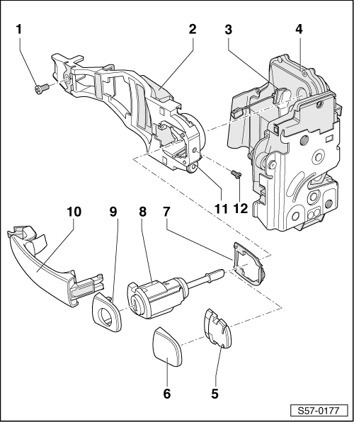 skoda octavia 2012 fuse box diagram