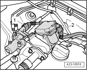 skoda engine coolant with Removing And Installing Cylinder Head on Summary of  ponents for engine with identification characters bls further Setting the timing in addition Overview of fitting locations together with Engine additionally Removing and installing cylinder head.