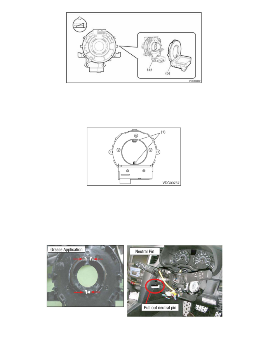 Subaru Workshop Manuals Outback Sport F4 25l 2010 Power And Wiring Harness Connectors Ground Distribution Component Information Technical Service Bulletins Recalls For Wvr 28 Jun 10