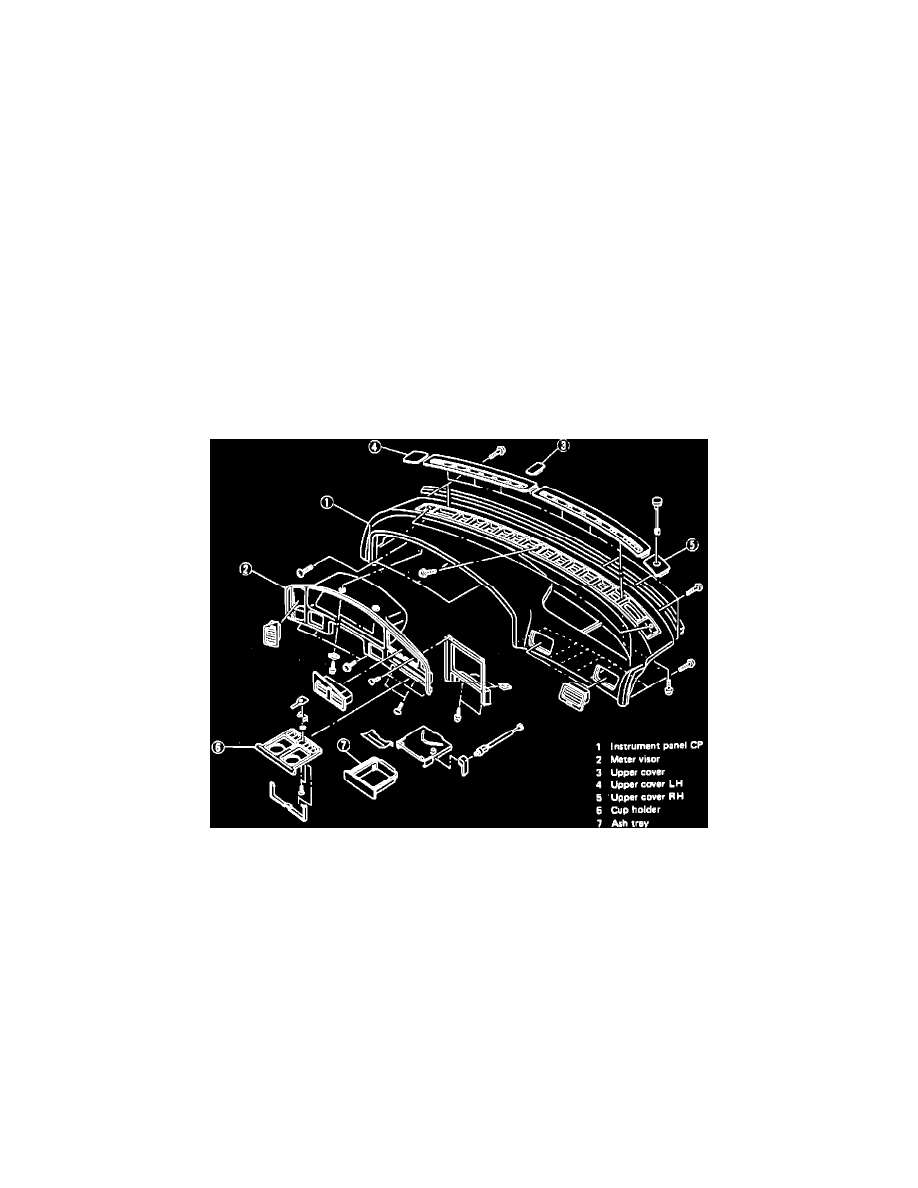 2005 Subaru Forester Awd Fuse Box Diagram Wiring Will Be A 1992 Svx Jeep Wrangler Heat Shield 1998