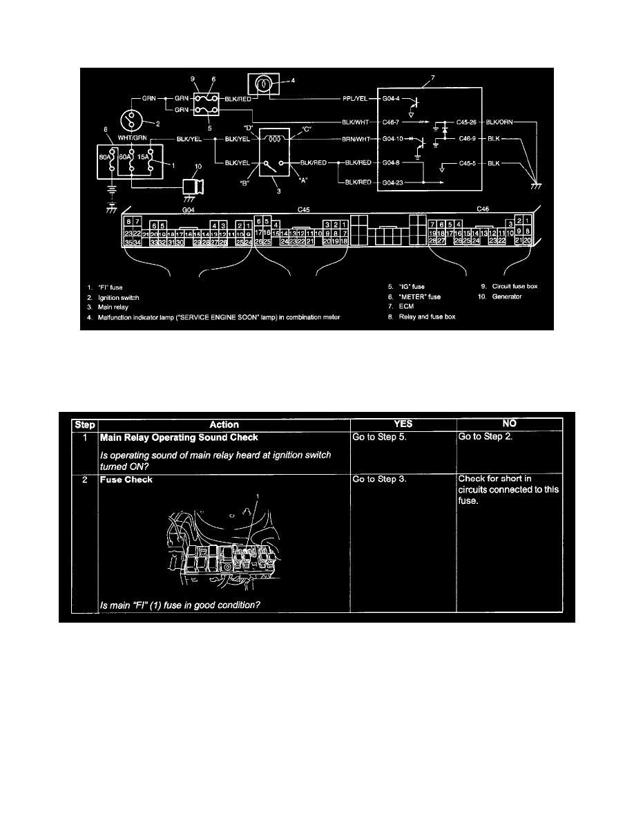 Relays and Modules > Relays and Modules - Powertrain Management > Relays  and Modules - Computers and Control Systems > Main Relay (Computer/Fuel  System) ...