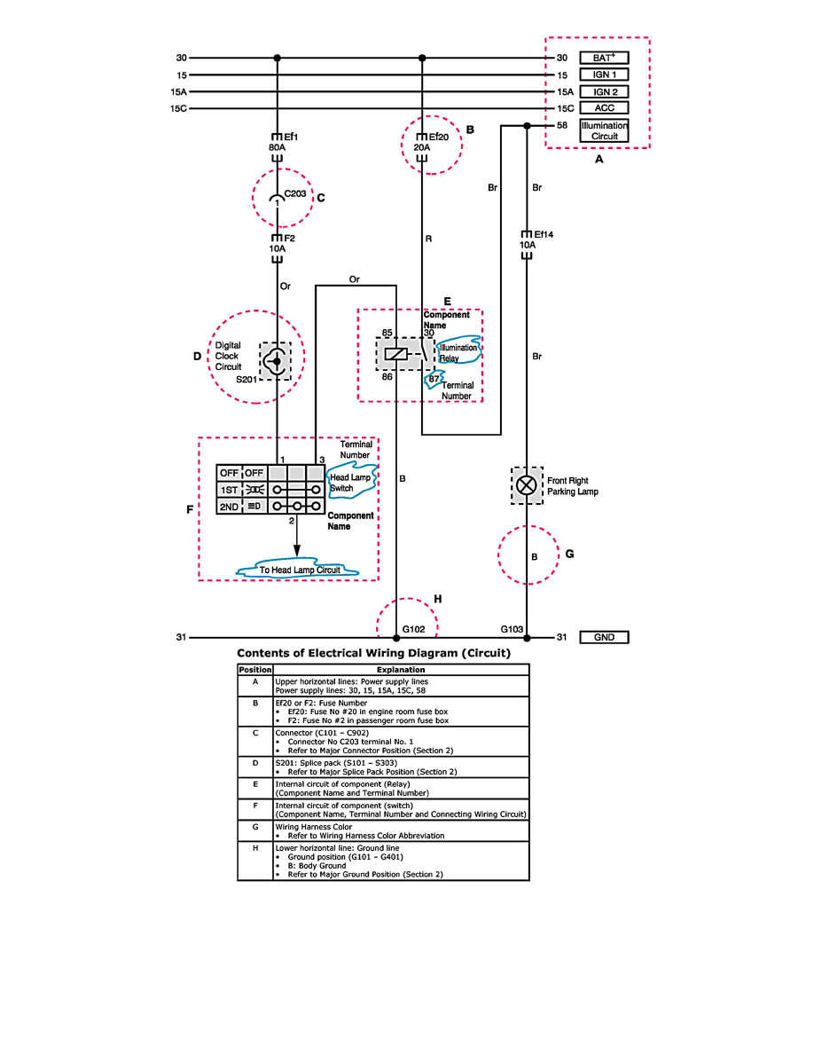 chevy aveo wiring diagrams automotive
