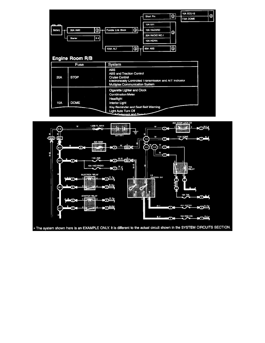 Diagram Of 1999 Toyota Solara Transmission Trusted Wiring Diagrams Chevy S10 Workshop Manuals U003e Camry Sev6 V6 3 0l 1mz Fe