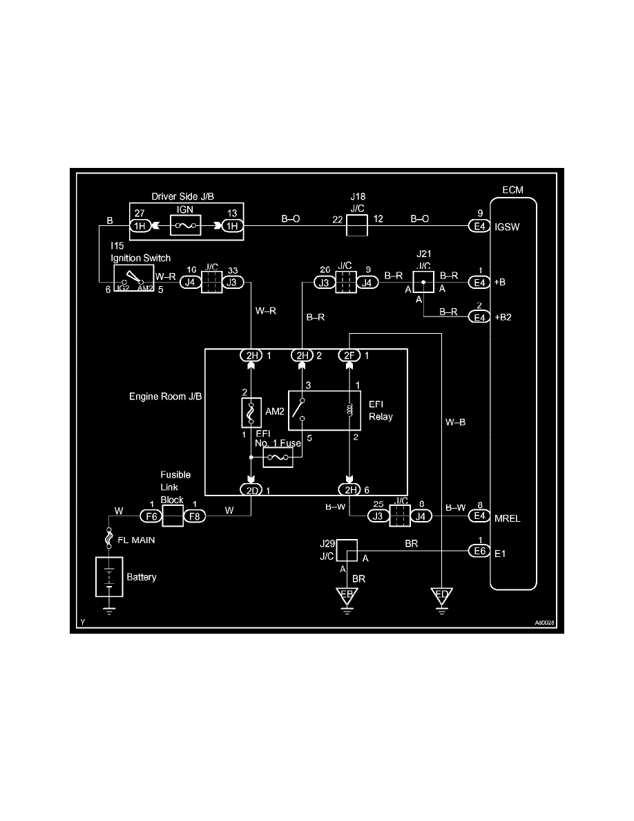 Relays and Modules > Relays and Modules - Powertrain Management > Relays  and Modules - Computers and Control Systems > Engine Control Module >  Component ...