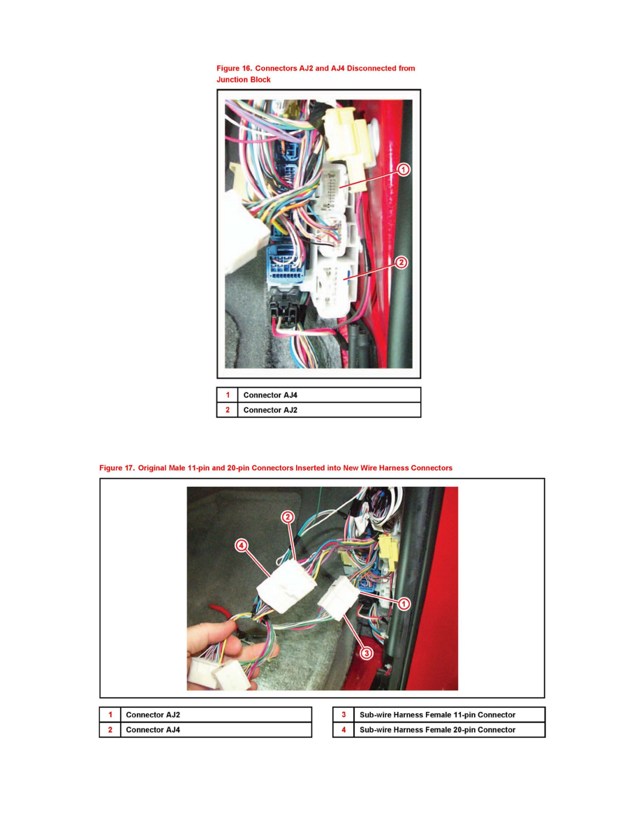Toyota Workshop Manuals Tundra 2wd V8 57l 3ur Fe 2007 Power Trailer Wiring Connectors And Ground Distribution Harness Component Information Technical Service Bulletins Customer Interest Sb0198 08 Aug