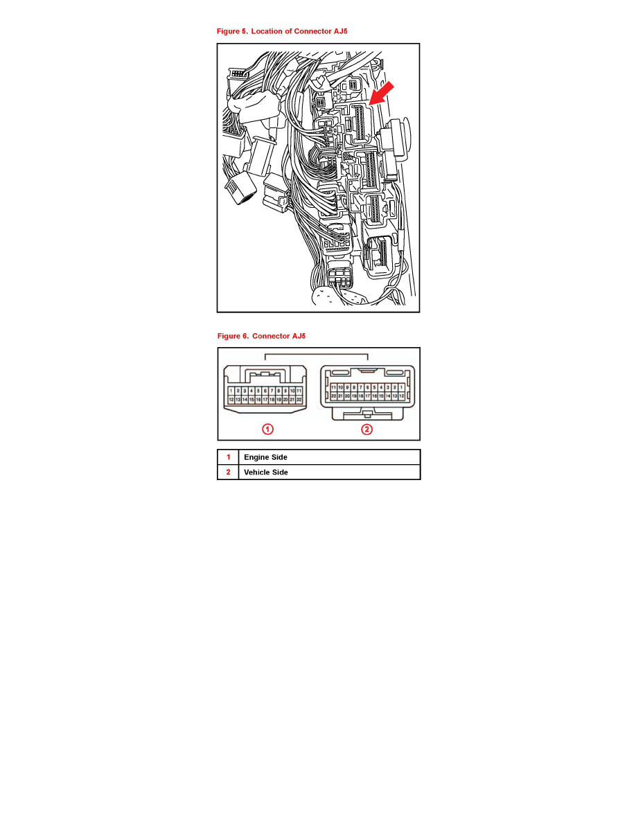 Toyota Workshop Manuals Tundra 4wd V8 57l 3ur Fe 2007 Power Wiring Harness And Ground Distribution Component Information Technical Service Bulletins All For