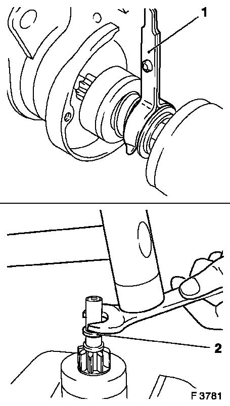How To Disassemble A Spacer