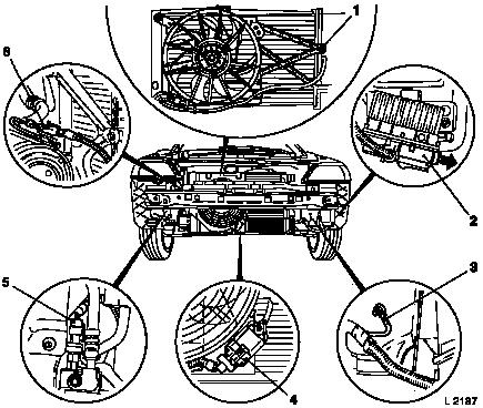 astra g 1900 vauxhall workshop manuals \u003e astra g \u003e j engine and engine vauxhall astra air conditioning wiring diagram at gsmportal.co