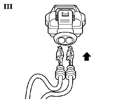 Coolant temperature sensor wiring harness connector poor contact as well Temperature sensor none or insufficient function further S Splice Electrical Wires together with Wiring Harness Cable Wrap besides Refrigerator repair chapter 4. on wiring harness heat tape
