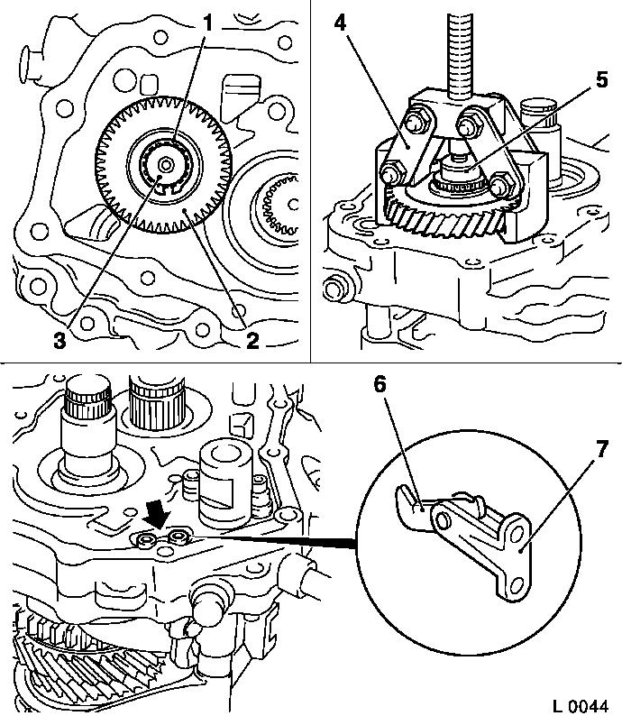 how to change a clutch on a vauxhall astra