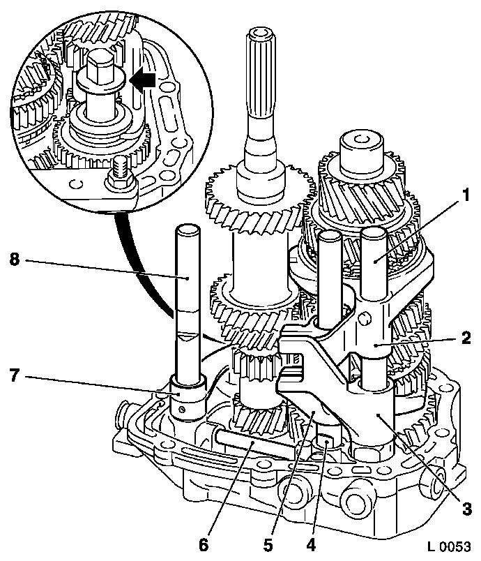 vauxhall transmission diagrams vauxhall workshop manuals > astra g > k clutch and ... plymouth transmission diagrams