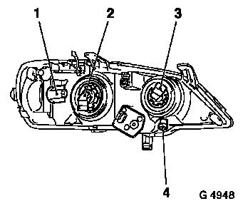 4 Wire Ignition Coil Diagram likewise Checking ignition coils with output stage likewise Chevrolet Tahoe Gmt400 Mk1 1992 2000 Fuse Box Diagram in addition Wiring Harness Illumination Wire likewise Brake pedal replace  rhd. on wiring a plug lamp