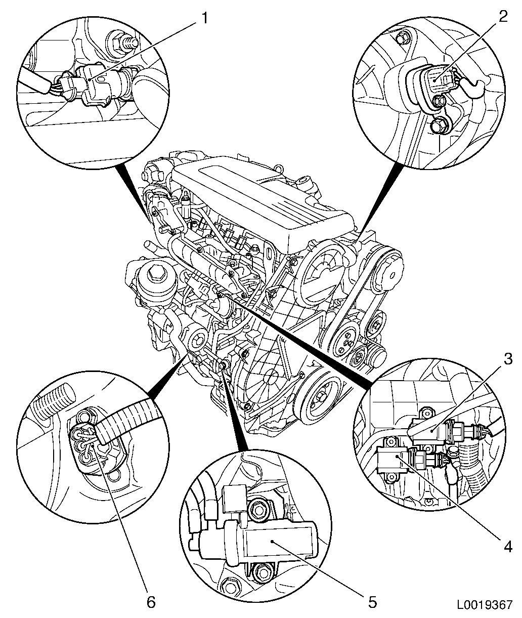 vauxhall workshop manuals  u0026gt  astra h  u0026gt  j engine and engine aggregates  u0026gt  dohc diesel engine