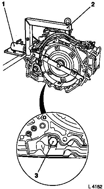 Vauxhall Workshop Manuals Astra H K Clutch And Transmission