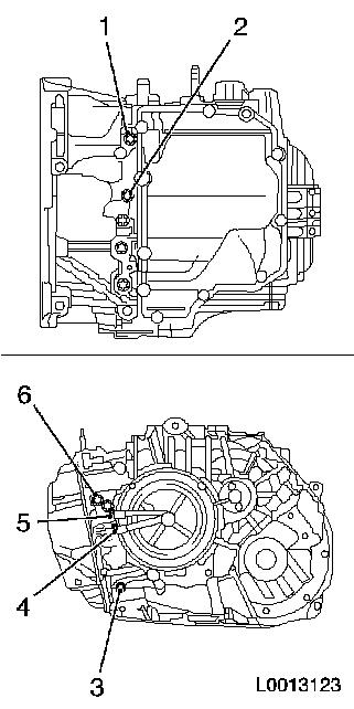 Vauxhall Workshop Manuals > Astra H > K Clutch and ...