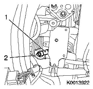 Coolant temperature sensor wiring harness connector poor contact further Replace toothed belt in addition T14373366 Fuse panel layout holden zafirs as well 2001 Toyota Solara Engine Diagram in addition Replace electronic control unit  af40. on wiring diagram for vauxhall zafira