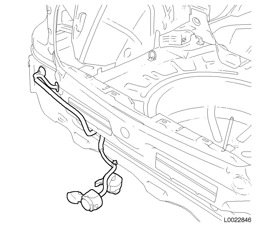 tow bar electrics wiring diagram