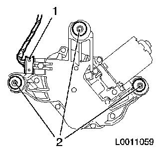 1mtae 1992 Cadillac Brougham Illuminated This Alternator besides 95 Nissan Pathfinder Starter Wiring Diagram besides Replace brake pedal and clutch pedal  rhd further Servo motor for central locking tailgate replace furthermore Brake servo replace  lhd. on servo wiring harness