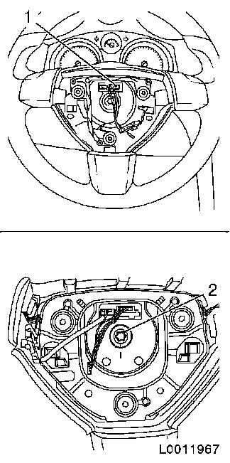 Vauxhall workshop manuals astra h n electrical equipment and object number 3447166 size default asfbconference2016 Gallery