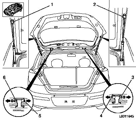 mini cooper trim parts diagram