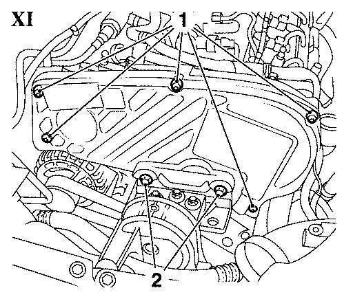 Vauxhall Workshop Manuals > Astra H > J Engine and Engine Aggregates > Technical Service ...