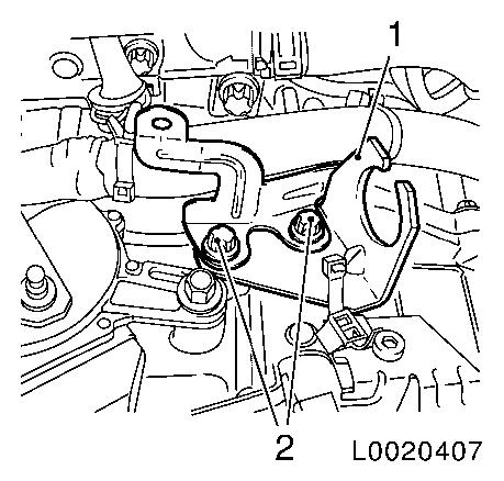 Remove_and_install_automatic_transmission_with_torque_converter_from_engine