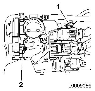 Intake manifold replace  z16xep on vauxhall engine wiring diagram
