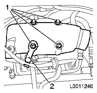 Removing as well RepairGuideContent in addition Car Battery Connector Types also Automotive Clips in addition J705100 alternator remove and install or replace  y 17 dt with ac lhd. on wiring harness clamps