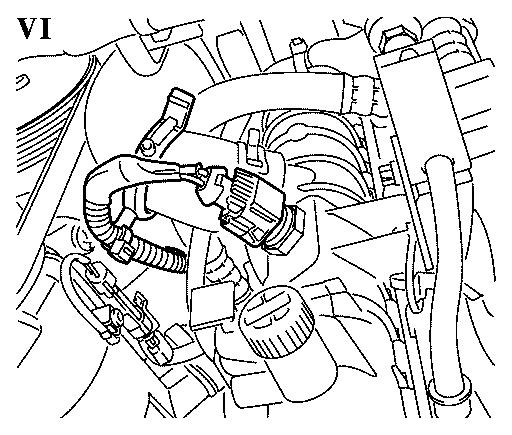 Vauxhall Workshop Manuals Astra H J Engine And Engine Aggregates
