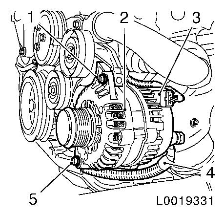 Engine Thermostat Installation