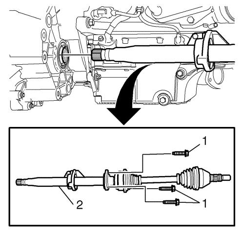 P 0996b43f803750ec also Front wheel drive shaft and intermediate shaft assembly replacement right side 1 also Silverado Steering Diagram besides Lower control arm replacement 1663 as well Steering gear boot replacement. on how to install replace inner steering tie rod linkage