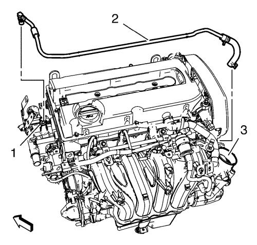 Engine_coolant_thermostat_housing_replacement_1.6l_lde_lxv_and_1 on Coolant Temperature Sensor Location