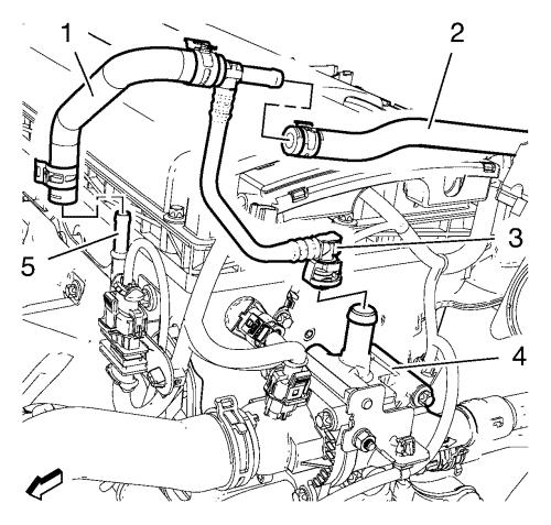 engine oil cooler hose  engine  free engine image for user
