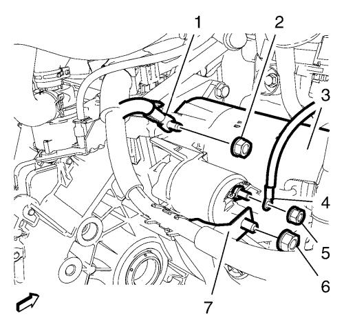 Vauxhall Workshop Manuals Astra J Engine Engine Electrical