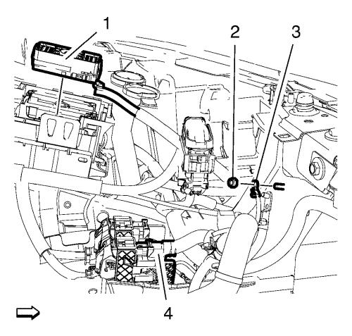 Engine control module wiring harness replacement 1 on oxygen sensor replacement instructions